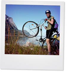 Biking safely around the world, Travel blog, Lukas Priklopil